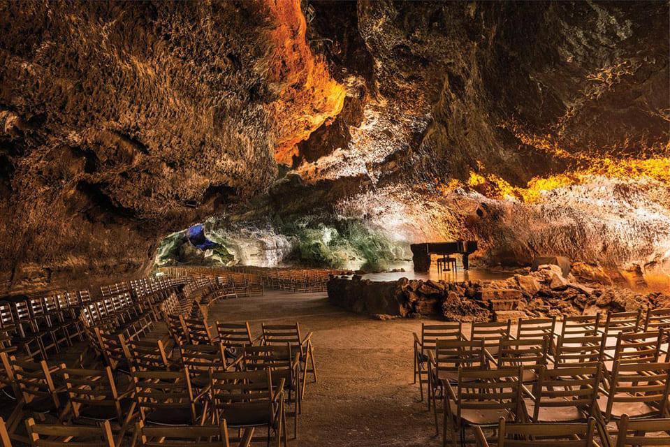 Пещеры Ветра, Тенерифе