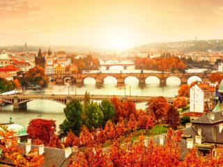 Туры в Прагу на 7 ночей, отели 3 и 4*, завтраки от 46 100 руб за ДВОИХ – июнь