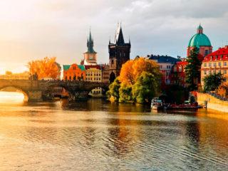Туры в Прагу на 7 ночей, отели 3-4*, завтраки от 48 812 руб за ДВОИХ – август
