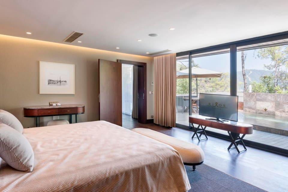 Отель Rixos Premium Gocek 5*, Фатхие