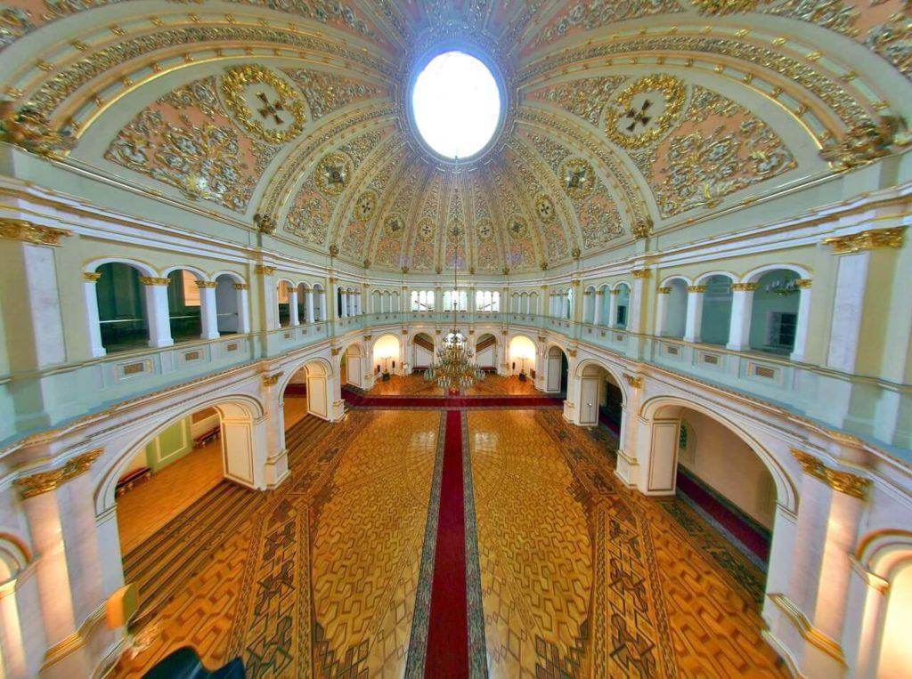Владимирский зал, Большой Кремлевский дворец