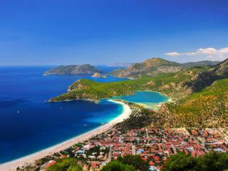 Туры в Турцию на 9-10 ночей, 2взр+1реб, отели 4-5*, все включено от 59 092 руб за ТРОИХ – май, июнь