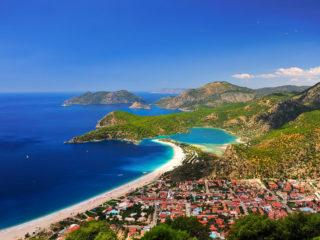 Туры в Турцию на 9-11 ночей, 1 взр+1реб, отели 4 и 5*, все включено от 50 207 руб за ДВОИХ – май