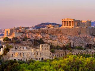 Туры в Афины (Греция) на 7 ночей, отели 3-4*, завтраки от 62 954 руб за ДВОИХ – сентябрь