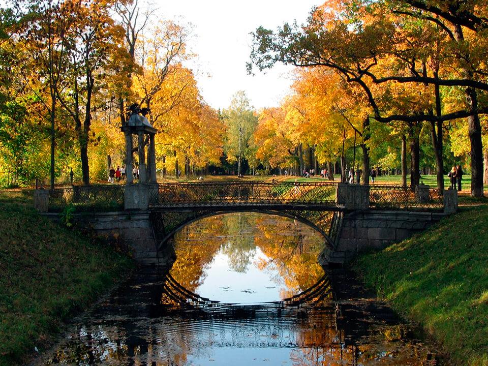 Александровский парк, Санкт-Петербург