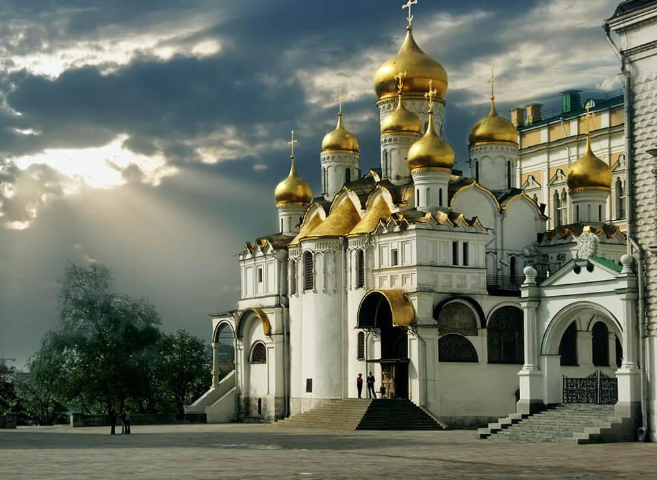 Благовещенский собор, Москва