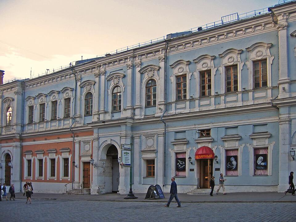 Дом губернского правления, Москва