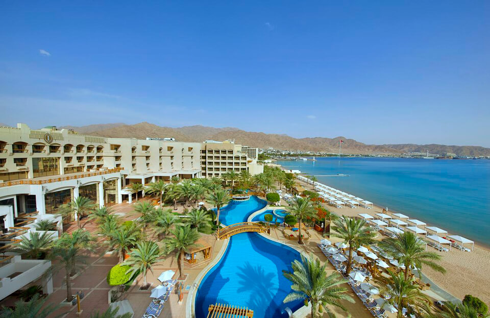 Intercontinental Aqaba 5*