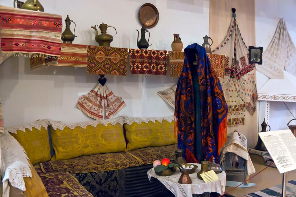 Культурно-этнографический греческий центр «Карачоль», Крым