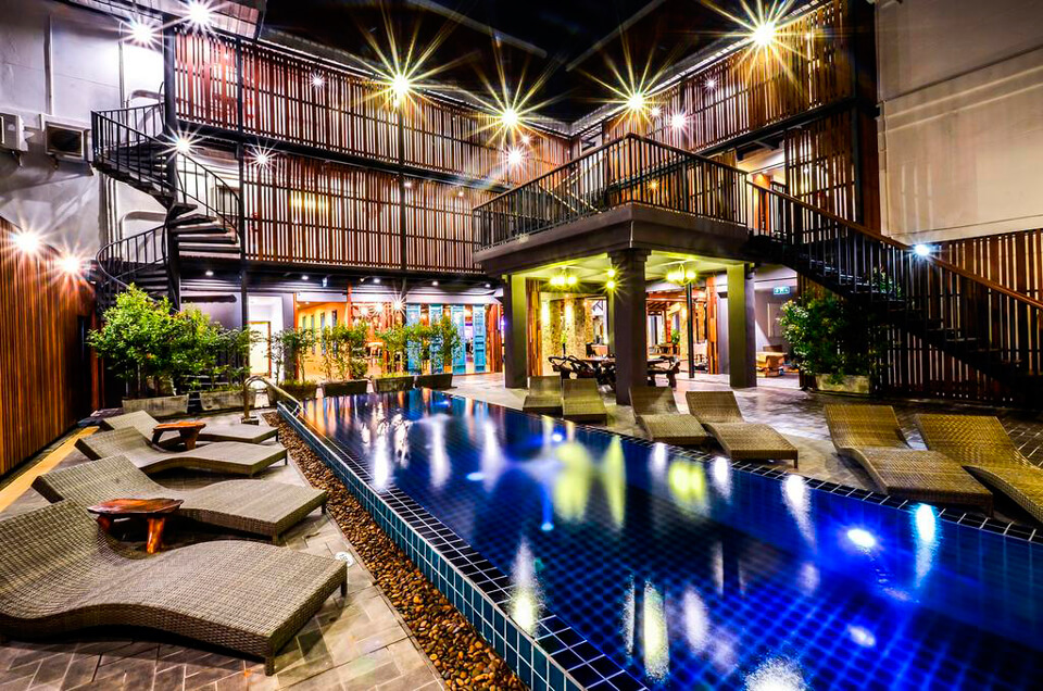 Lap Roi Karon Beachfront by Shanaya 4*