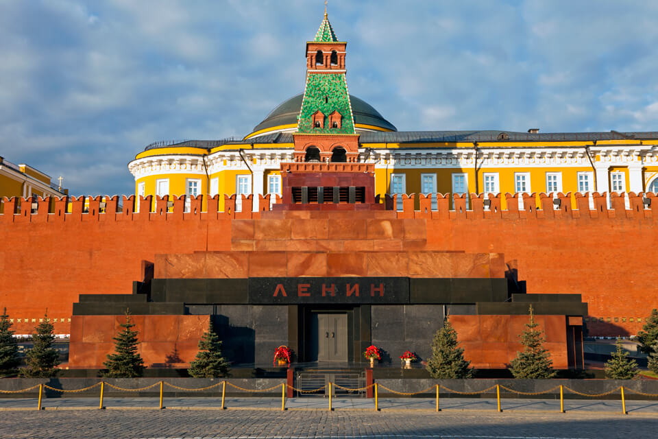 Мавзолей В.И. Ленина, Москва
