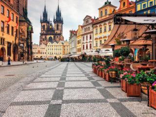 Туры в Прагу на 7 ночей, отели 3-4*, завтраки от 43 560 руб за ДВОИХ – июль