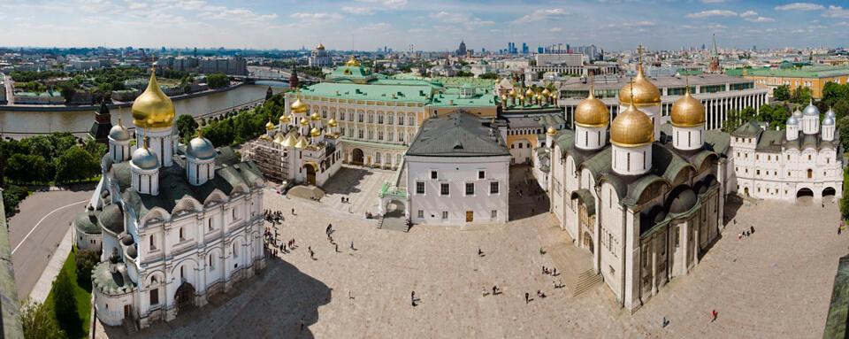 Соборная площадь, Москва