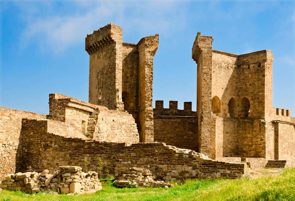 Судакская крепость, Крым