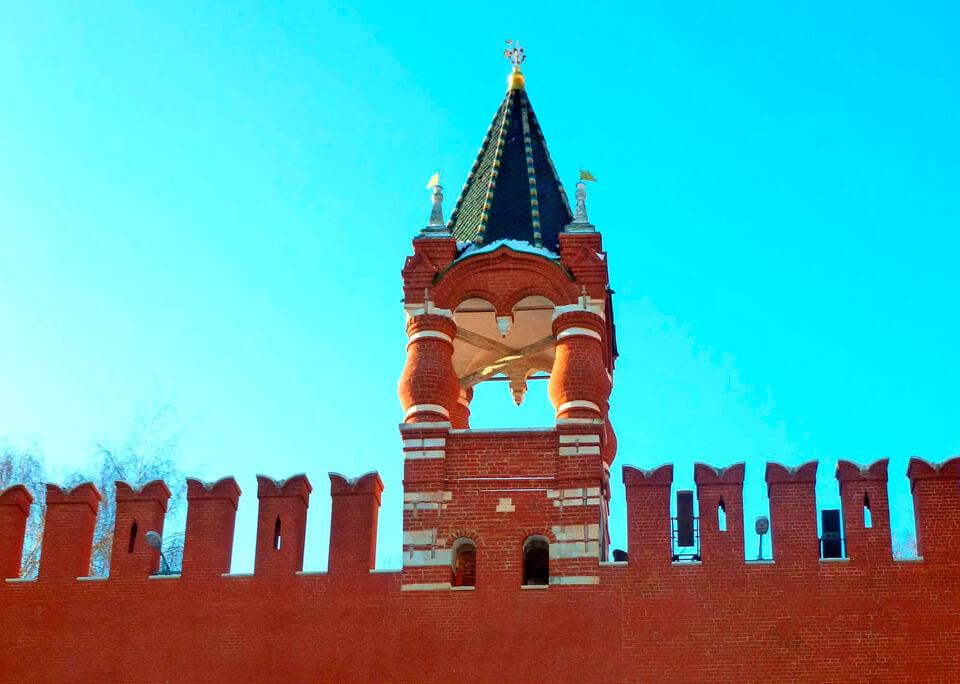 Царская башня Московского Кремля, Москва