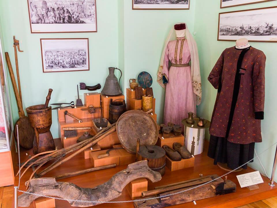 Центральный музей Тавриды в Симферополе, Крым