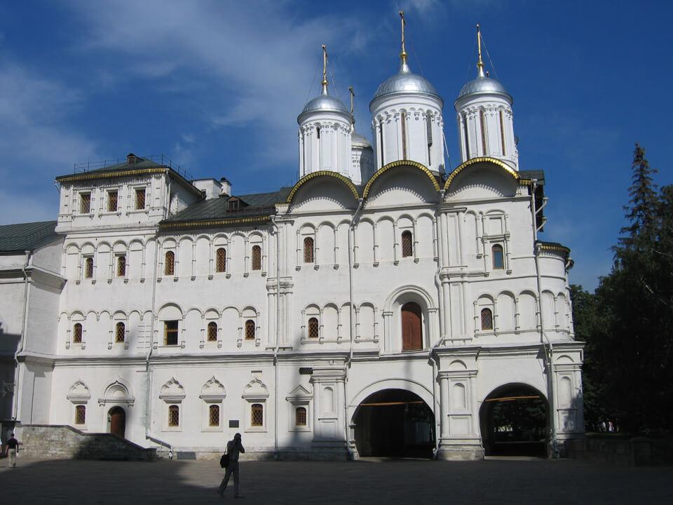 Церковь Двенадцати Апостолов, Москва