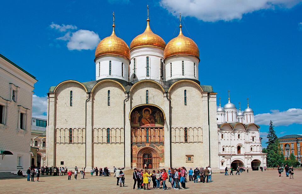 Успенский собор, Москва