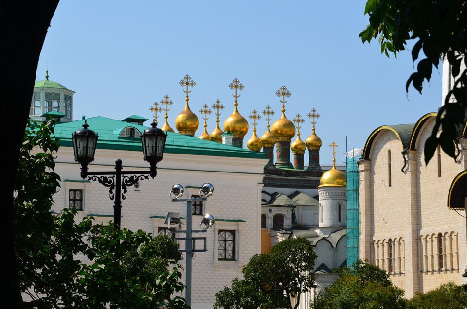 Верхоспасский собор, Москва