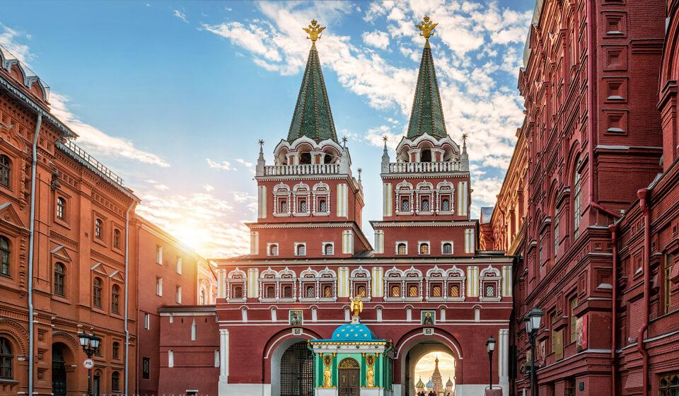 Воскресенские ворота, Москва