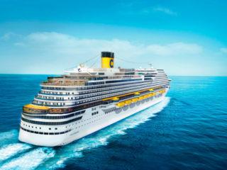 Круизы по Средиземному морю, лайнеры 4 и 5*, полный пансион от 269€ – ноябрь