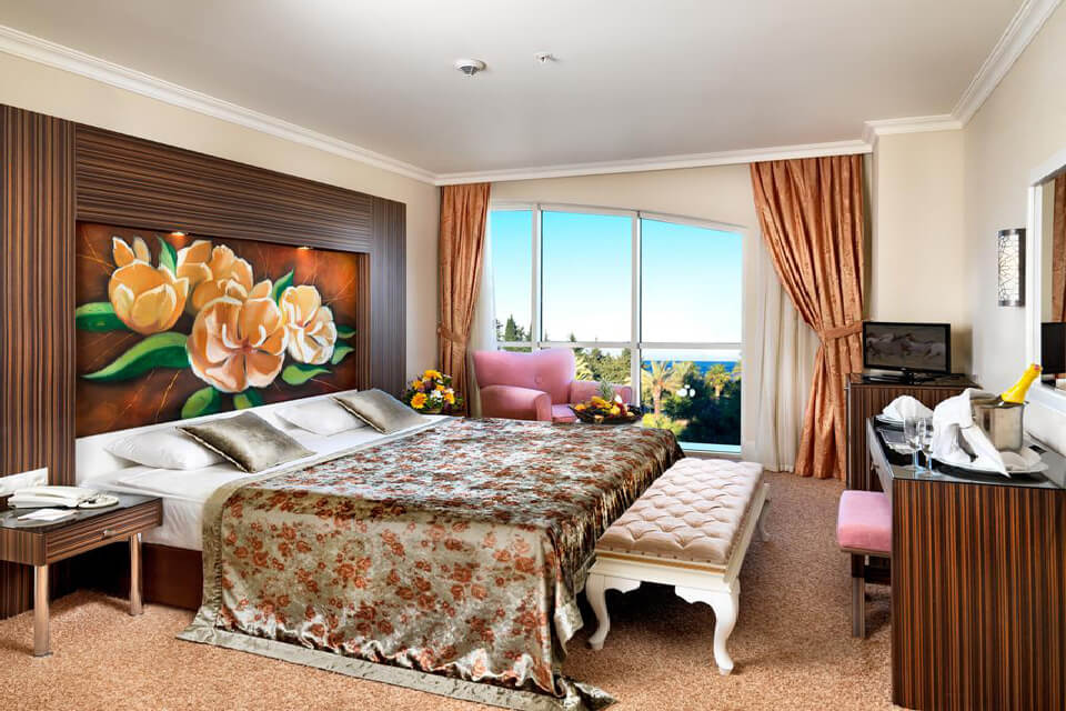 Crystal De Luxe Resort & Spa 5*, Турция