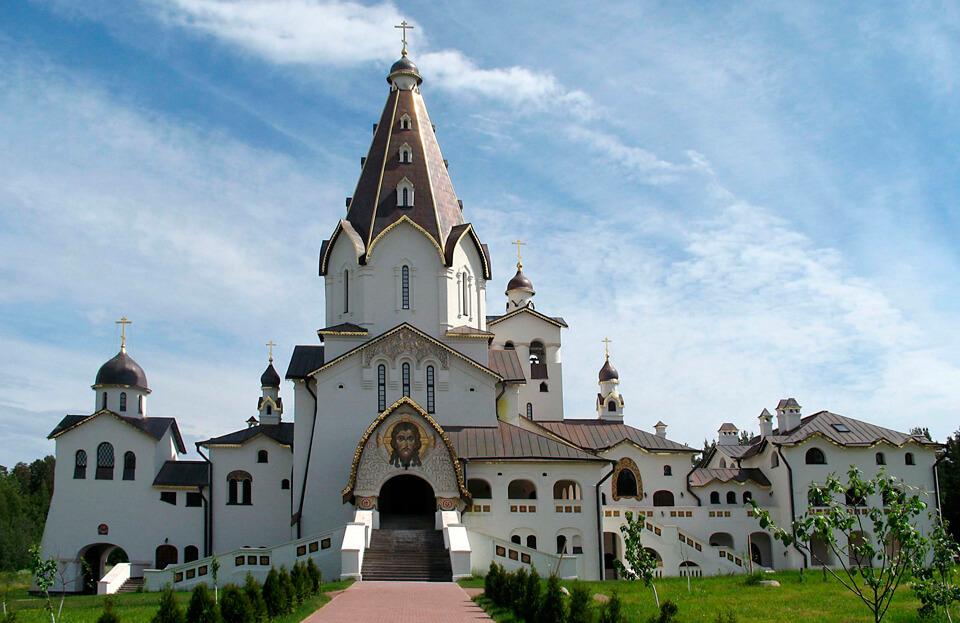 Свято-Владимирский скит Валаамского мужского монастыря , Валаам