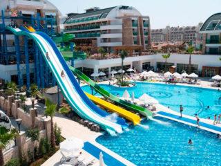 Туры в Белек (Турция) на 9 ночей, отели 4-5*, все включено от 66 954 руб за ДВОИХ – август