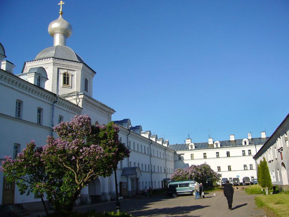 Церковно-археологический и природный музей-заповедник , Валаам