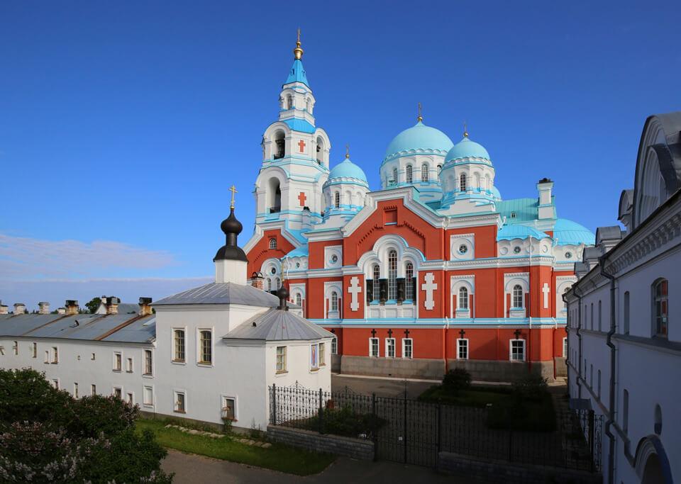 Валаамский Спасо-Приображенский монастырь