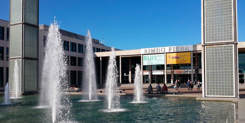 Выставочный комплекс Rimini Fiera, Римини