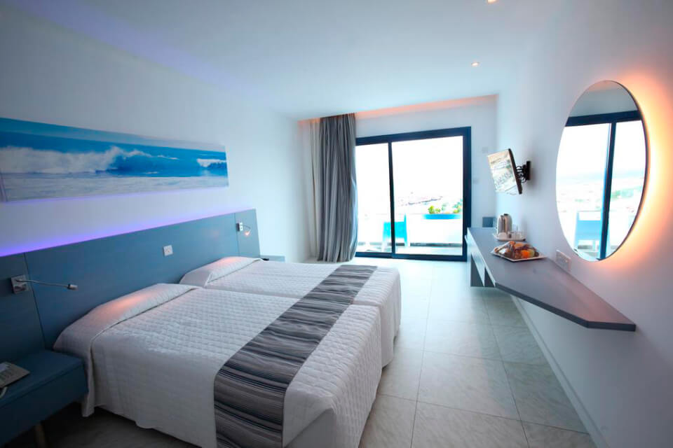 Anonymous Beach Hotel (Adults Only) 3*, Айя-Напа