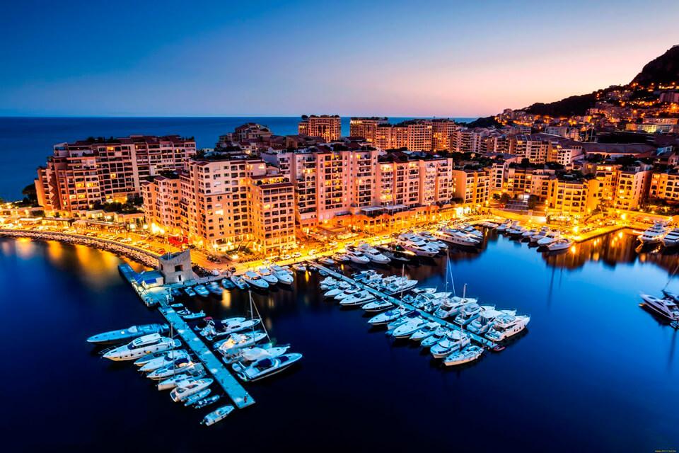 Фонвьей, Монако
