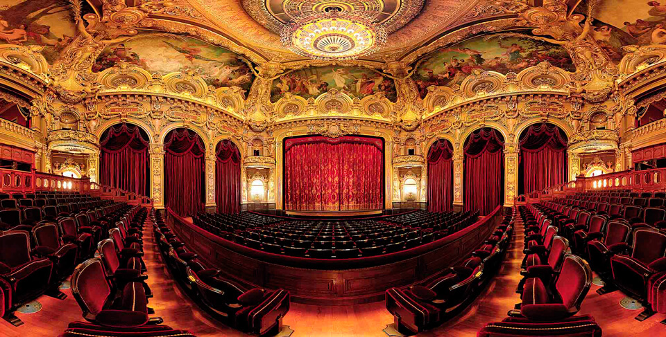Оперный театр в Монте-Карло, Монако