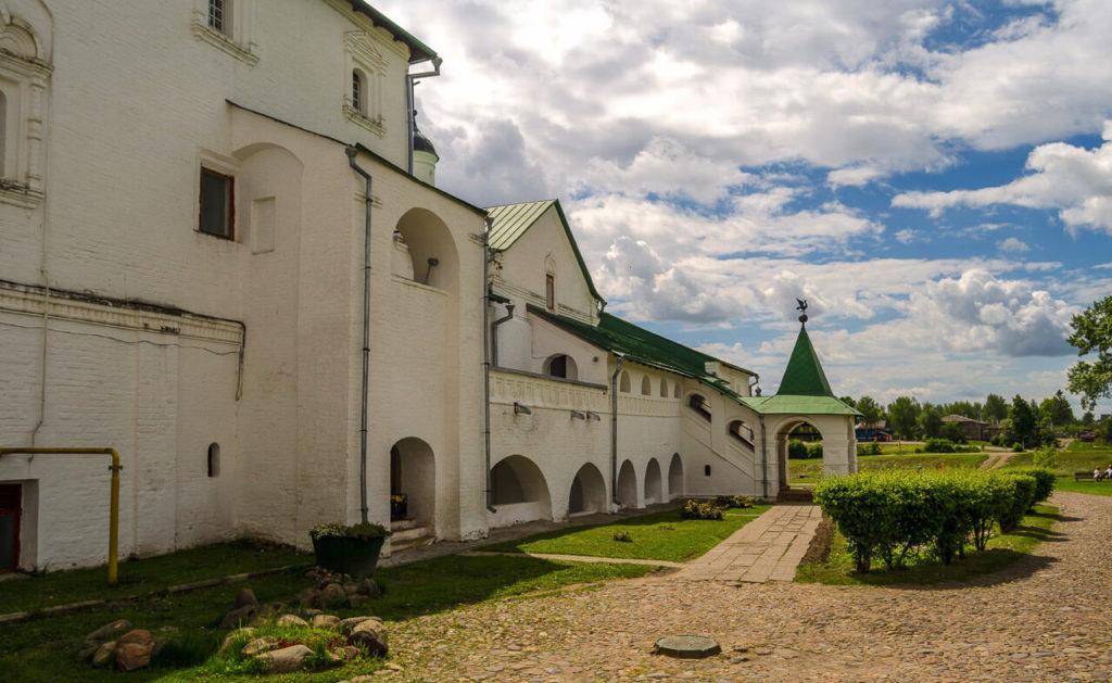 Архиерейские палаты, Коломна