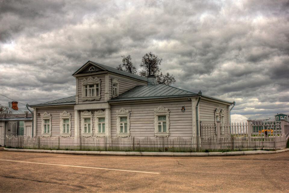 Музей Органической Культуры, Коломна