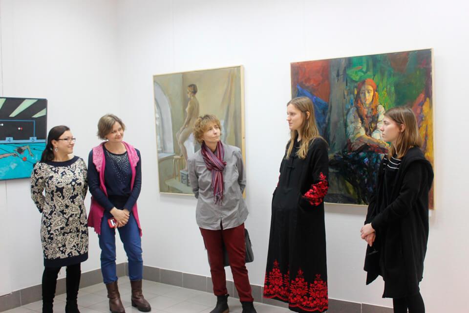 Выставочный зал Артрум, Рязань