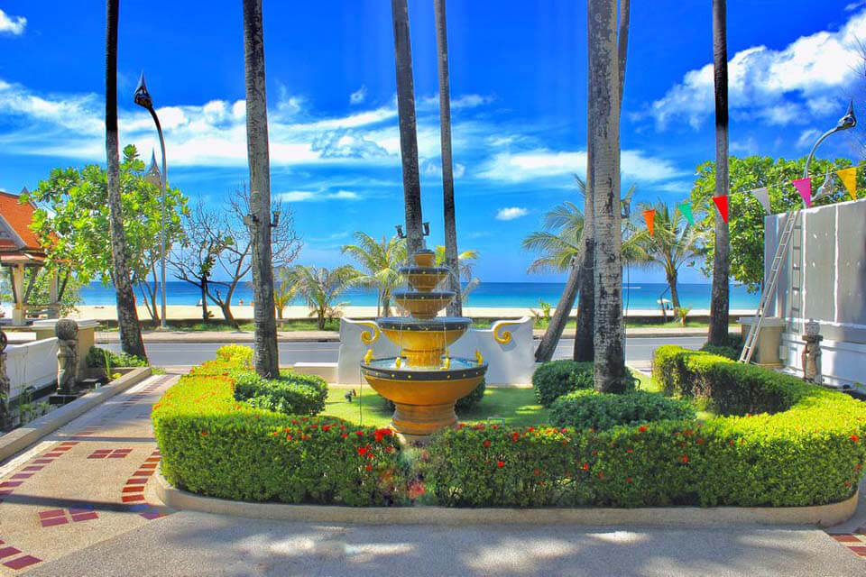 Woraburi Phuket Resort & Spa 4*, Пхукет