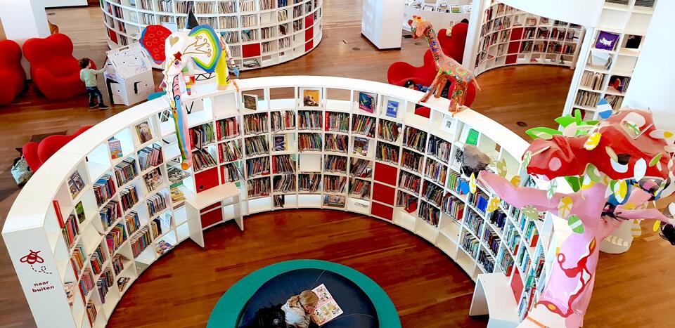 Публичная библиотека, Амстердам