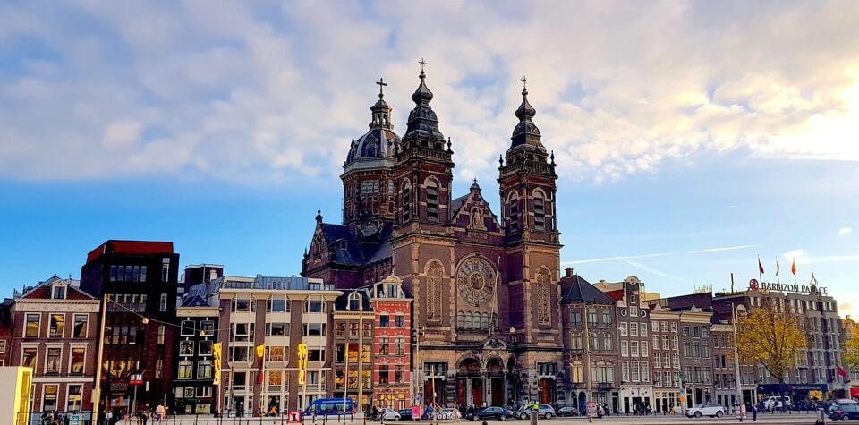 Церковь Святого Николая, Амстердам