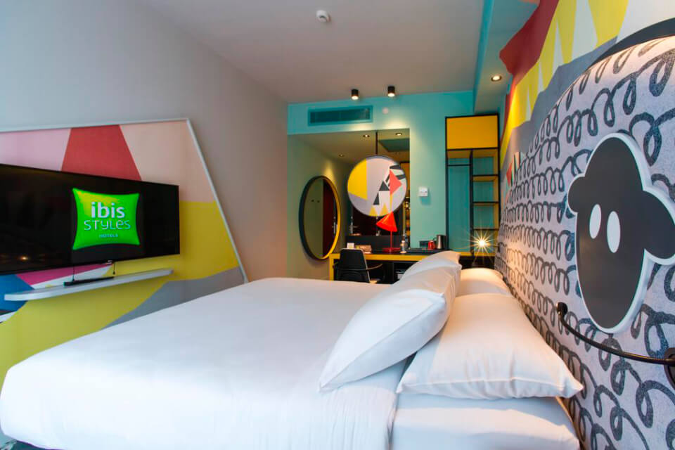 Ibis Styles Tbilisi Center 3*, Тбилиси
