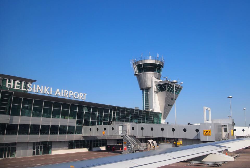 Аэропорт, Хельсинки