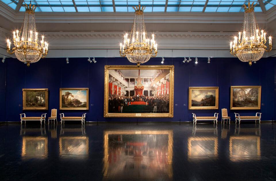 Картинки художественных музеев