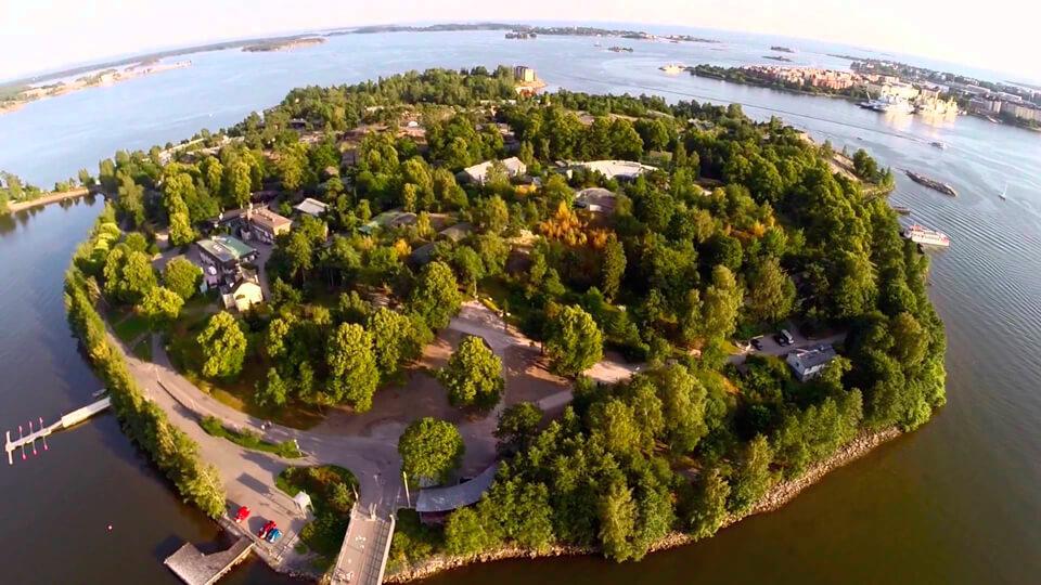 Коркеасаари,Финляндия