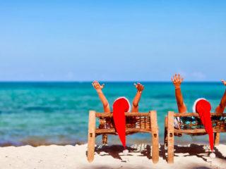 Где отдохнуть на море в феврале без визы – 18 лучших направлений