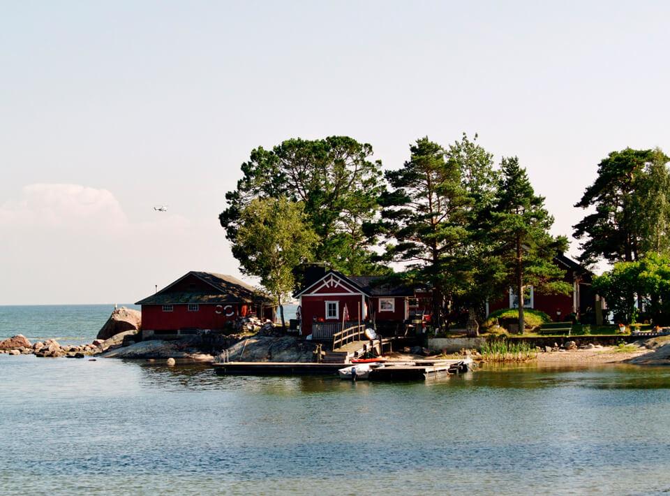 Пихлаясари, Финляндия