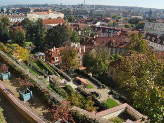 30 лучших парков и садов Праги