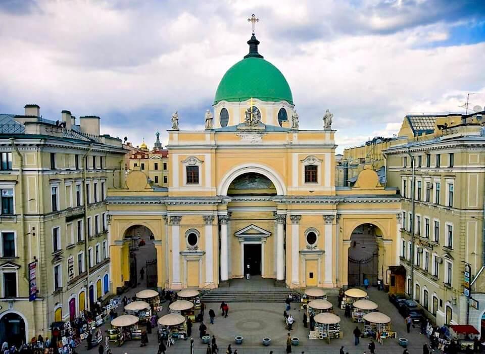 Базилика Святой Екатерины Александрийской, Санкт-Петербург