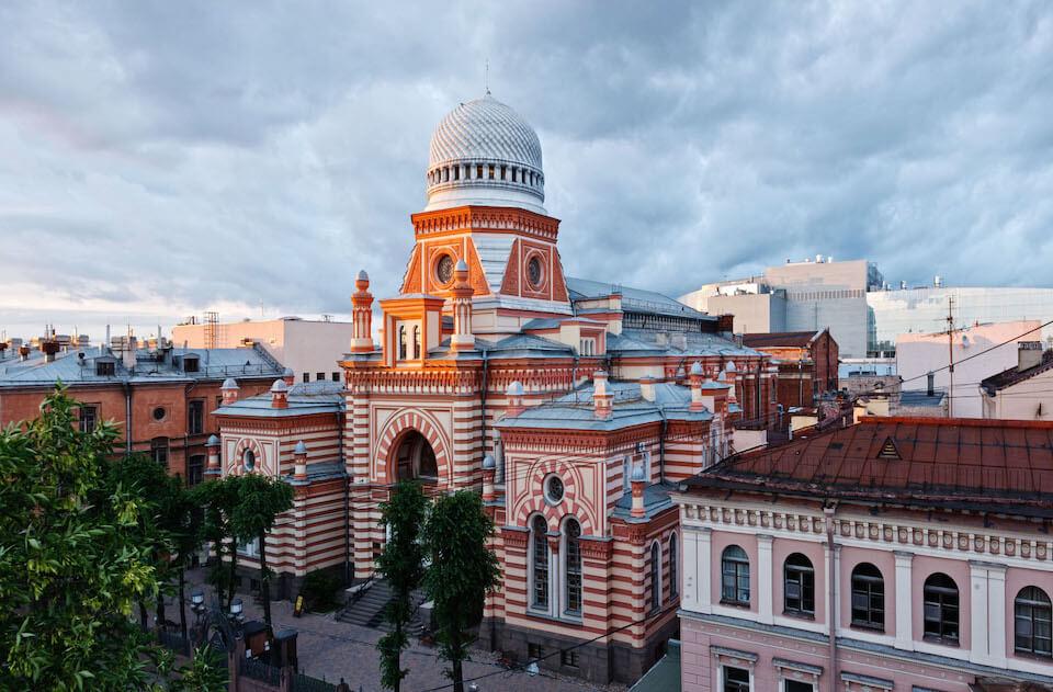 Большая хоральная синагога, Санкт-Петербург