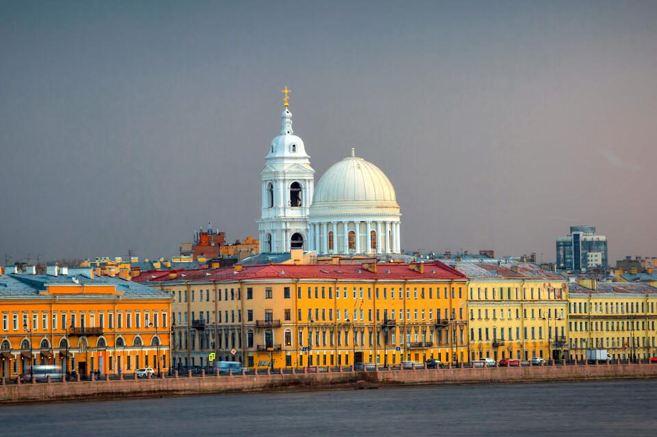 Церковь Святой Екатерины, Санкт-Петербург